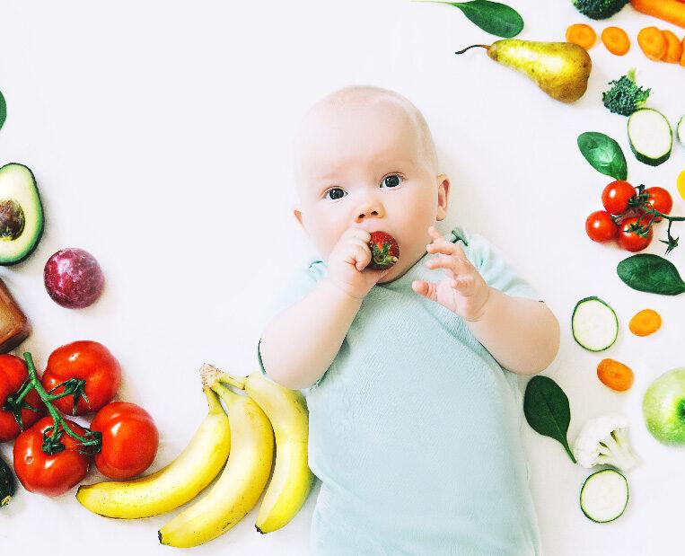 Taller de Incorporación a la Alimentación Complementaria (BLW)